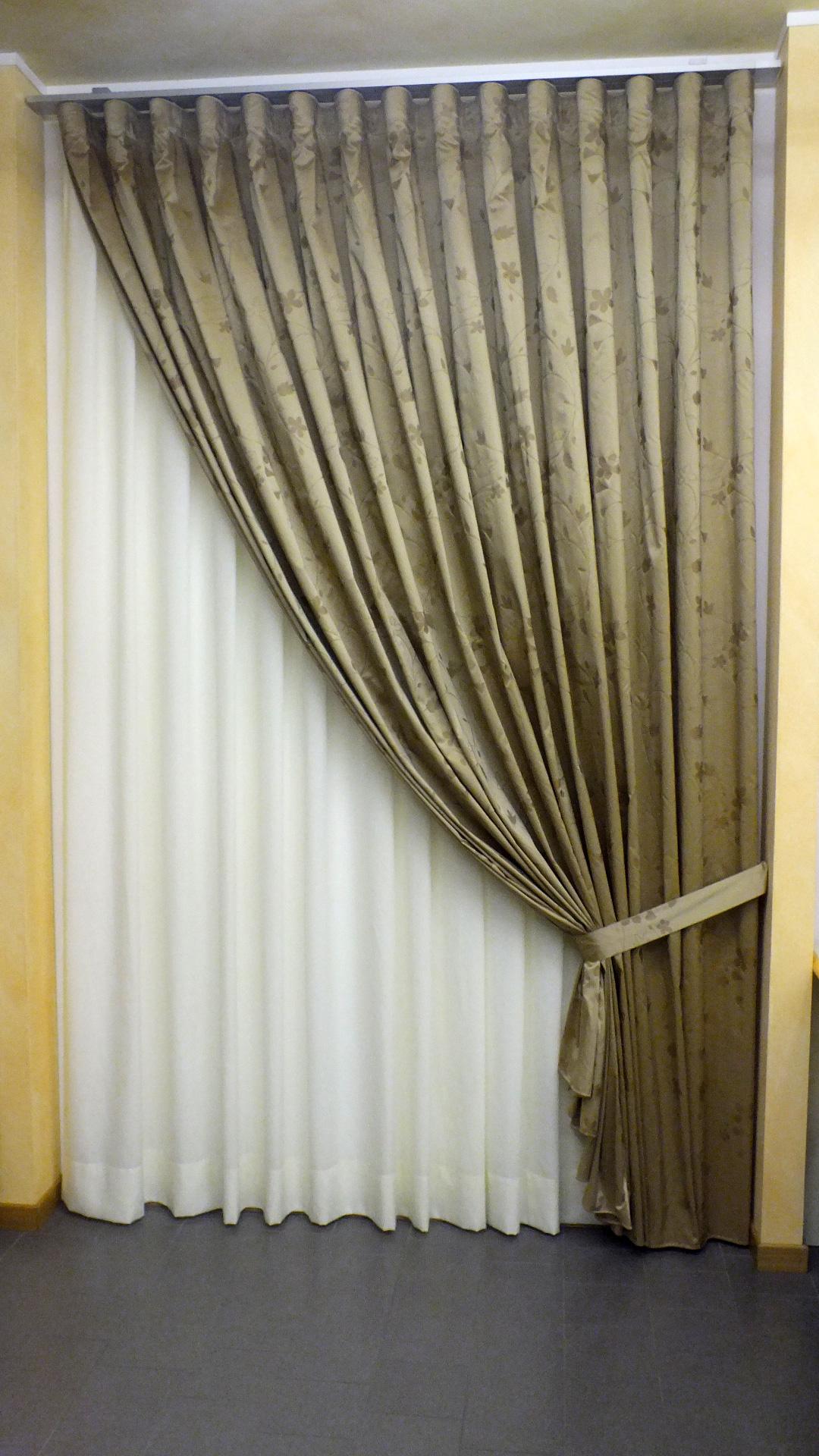 Tende E Tendaggi Milano tendaggi per interni - la casa della tenda